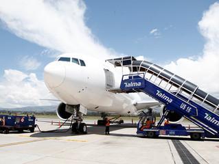 Estos son los servicios que operará Talma en Ecuador y sus próximos planes