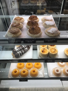 Portuguese Flavors Cafe pastry