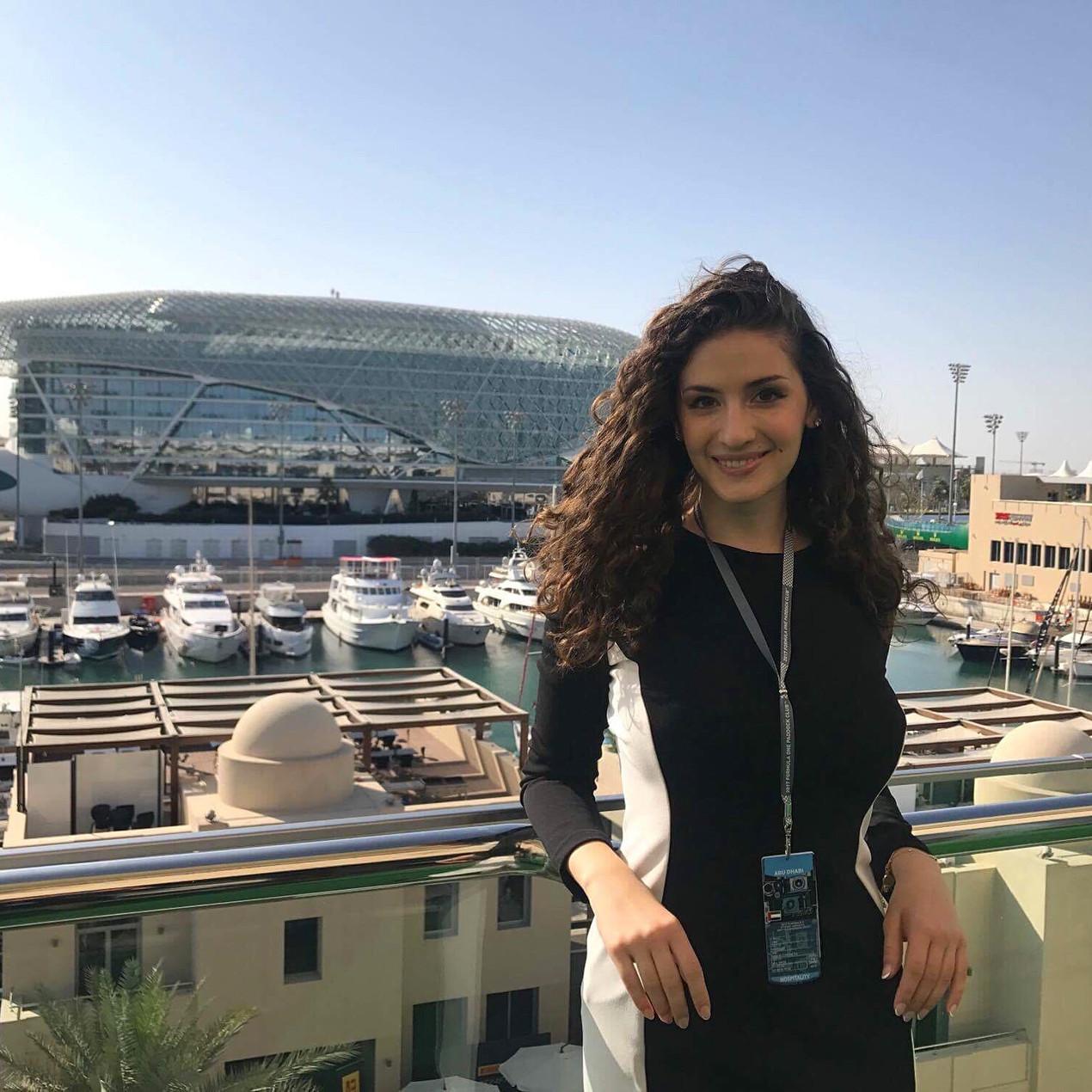 Formula One Day at Yas Marina
