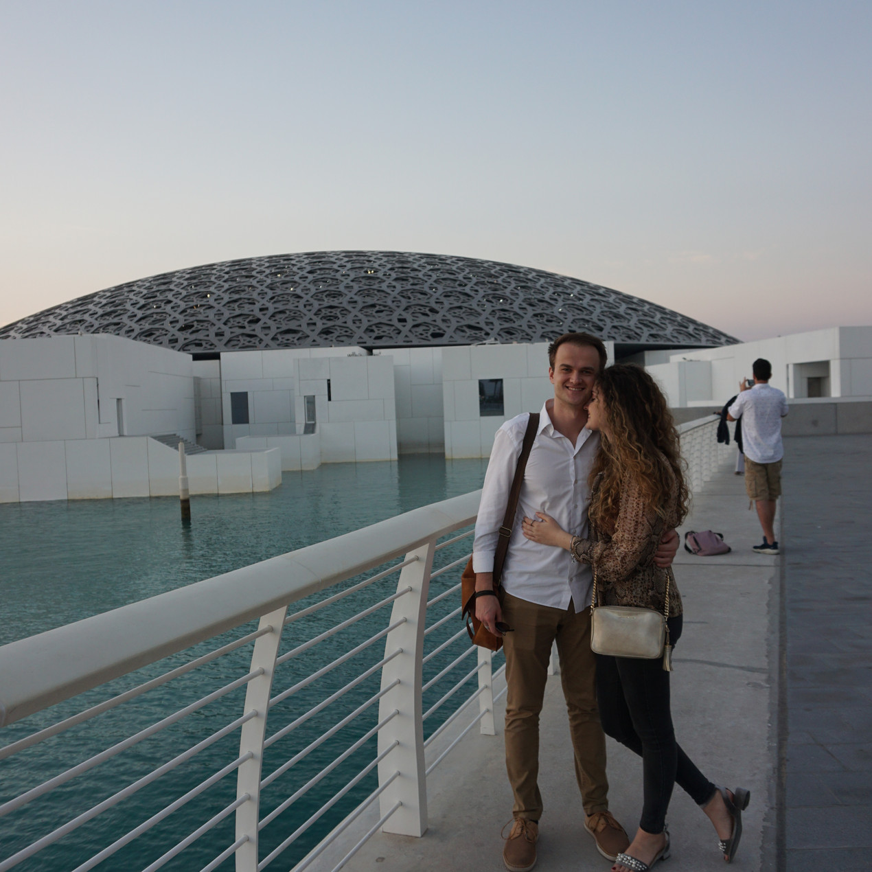Visiting the Louvre Abu Dhabi