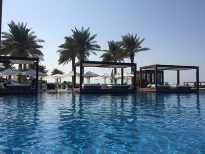 Chill At Saadiyat Beach Club