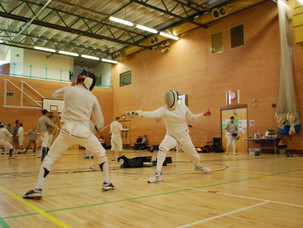 Dart Epee and Sabre