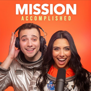 Mission Accomplished Podcast with @michellekhare and @garrettkennell