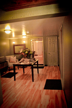 The Lodge Foyer...