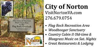 Appalachian Backroads, City of Norton, Virginia