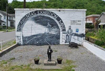 Pocahontas Exhibition Mine