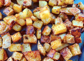 Savory Breakfast Potatoes