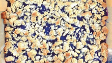GF Blueberry Crumb Bars
