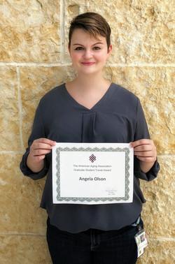 Angie AGE Award