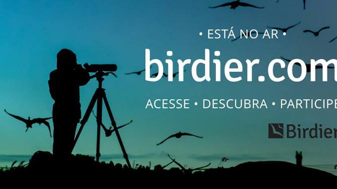 Conhece o Site BIRDIER.com? É de brasileiros...