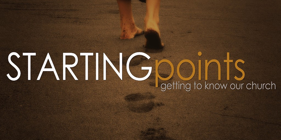 Starting Points Classes