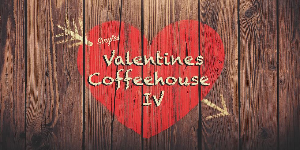 Singles Valentine Coffeehouse
