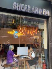 Sheep & Pig (HK) 2020