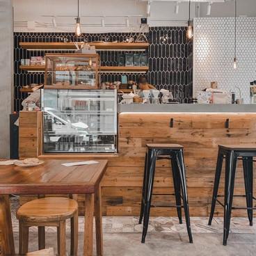 Flow coffee bar (HK) 2020