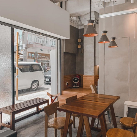 Flow coffee bar (HK) 2020