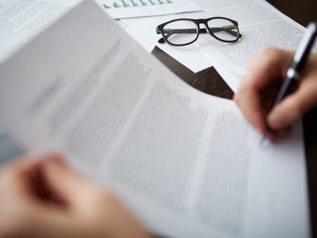 O mundo dos negócios mudou, por isso nos atualizamos sobre contratos e entendemos o precisam!