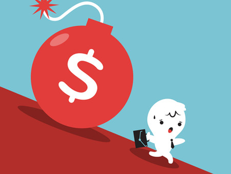 Liberte-se das dívidas entre 6 e 12 meses