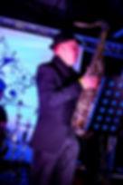 Tim The Sax Man Clarke