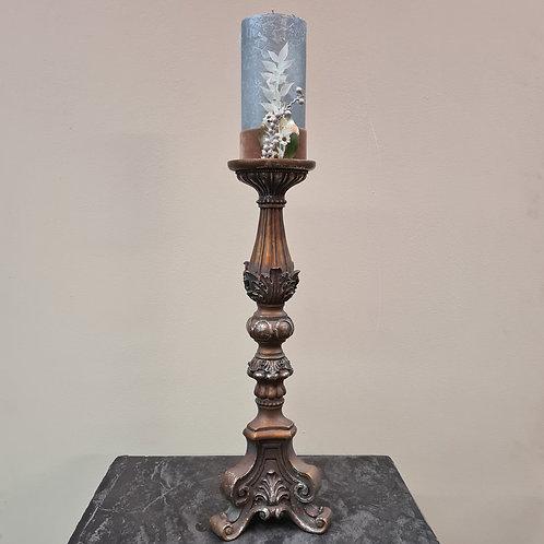 Barocker Kerzenständer