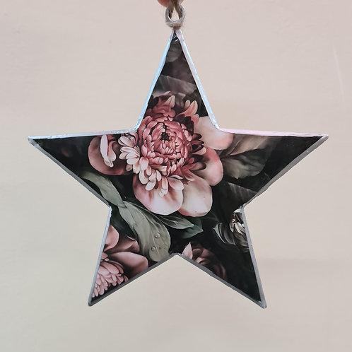 Stern Blütenmuster