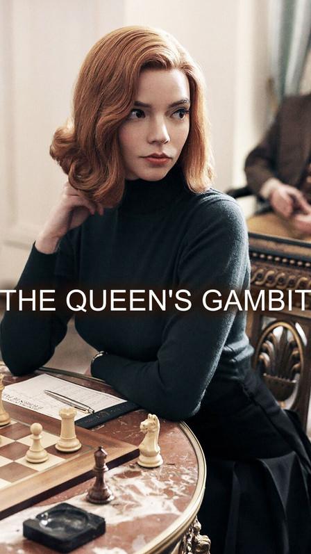 Gambito de dama (The Queen's Gambit)