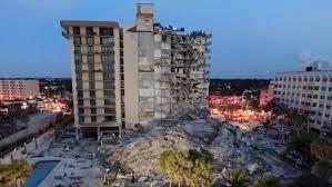 Colapso de edificio en Miami: hay múltiples víctimas y desaparecidos   2021