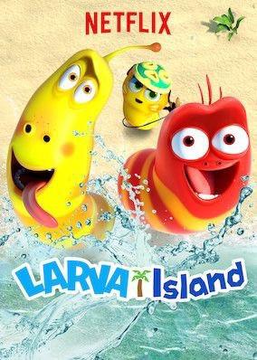 Larva Island | Netflix
