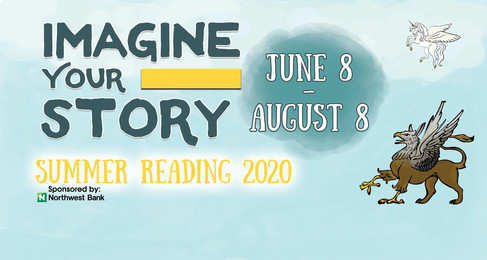 Imagine Your Story | Summer Readug 2020