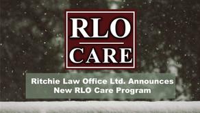 Ritchie Law Office Ltd. Announces New RLO Care Program for its Estate Planning Clients