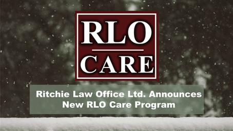Ritchie Law Office Ltd. Announces New RLO Care Program for its Estate Planning Clients