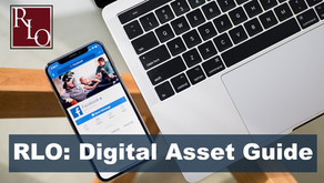 The Ritchie Law Office, Ltd. Comprehensive Guide to Estate Planning for Your Digital Assets