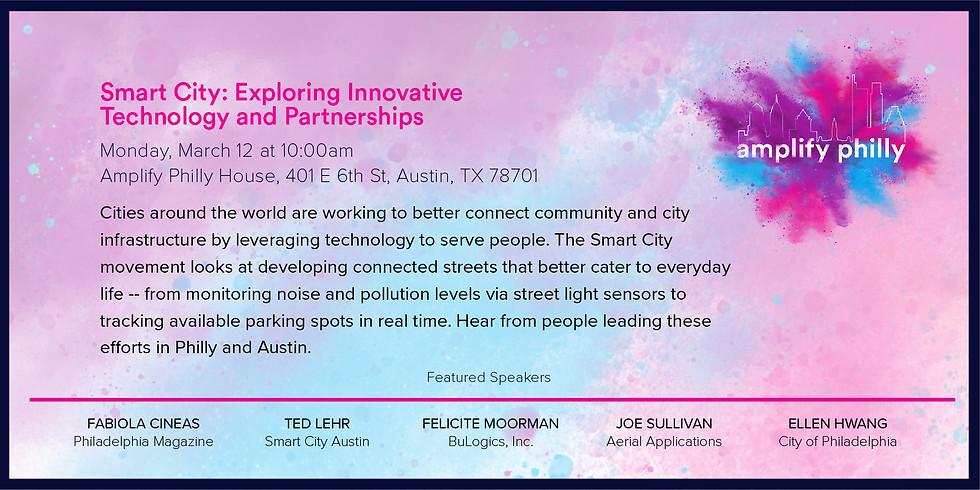 Smart City: Exploring Innovative Technology and Partnerships