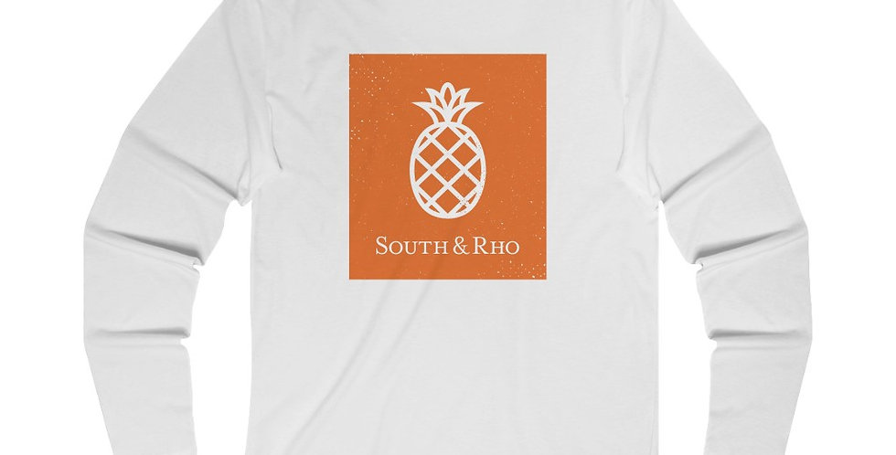 Pineapple Long Sleeve Tee