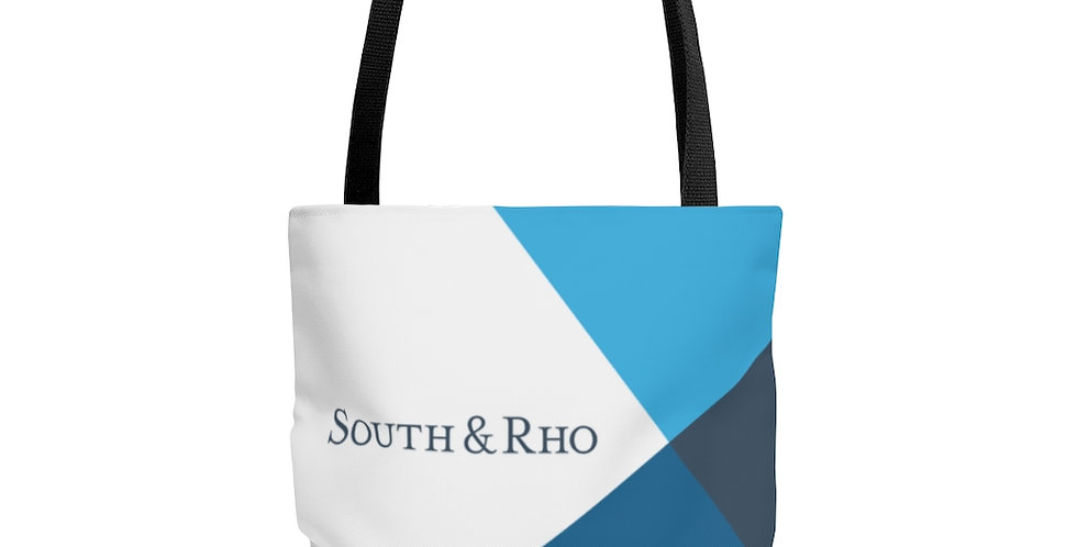 Coastal Blue Tote Bag