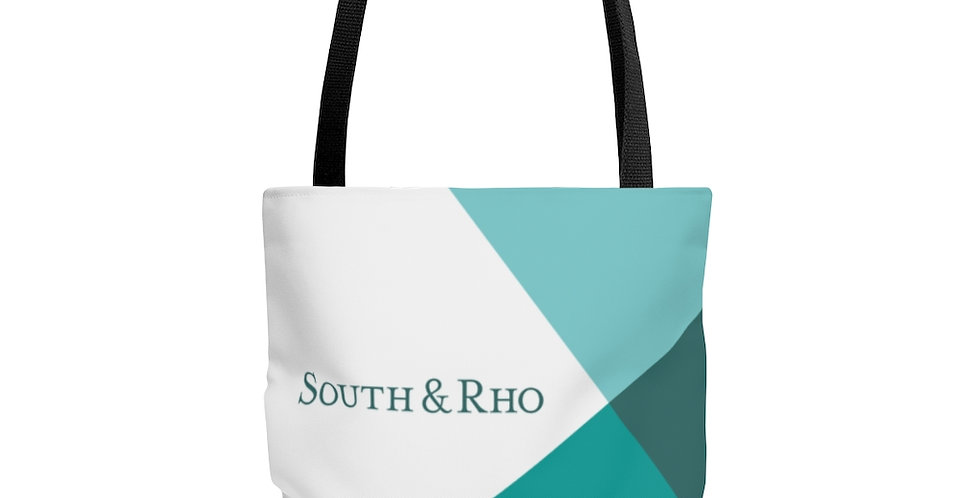 Seafoam Green Tote Bag