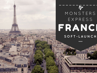 Monsters Express now available in France