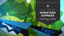 Monsters Express new Teaser!