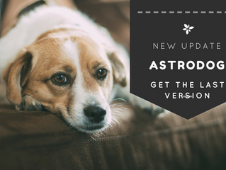 Check out he  new features in Astrodog