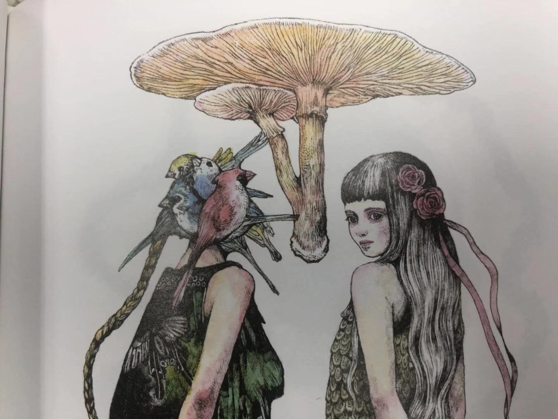 Mushroom Girls
