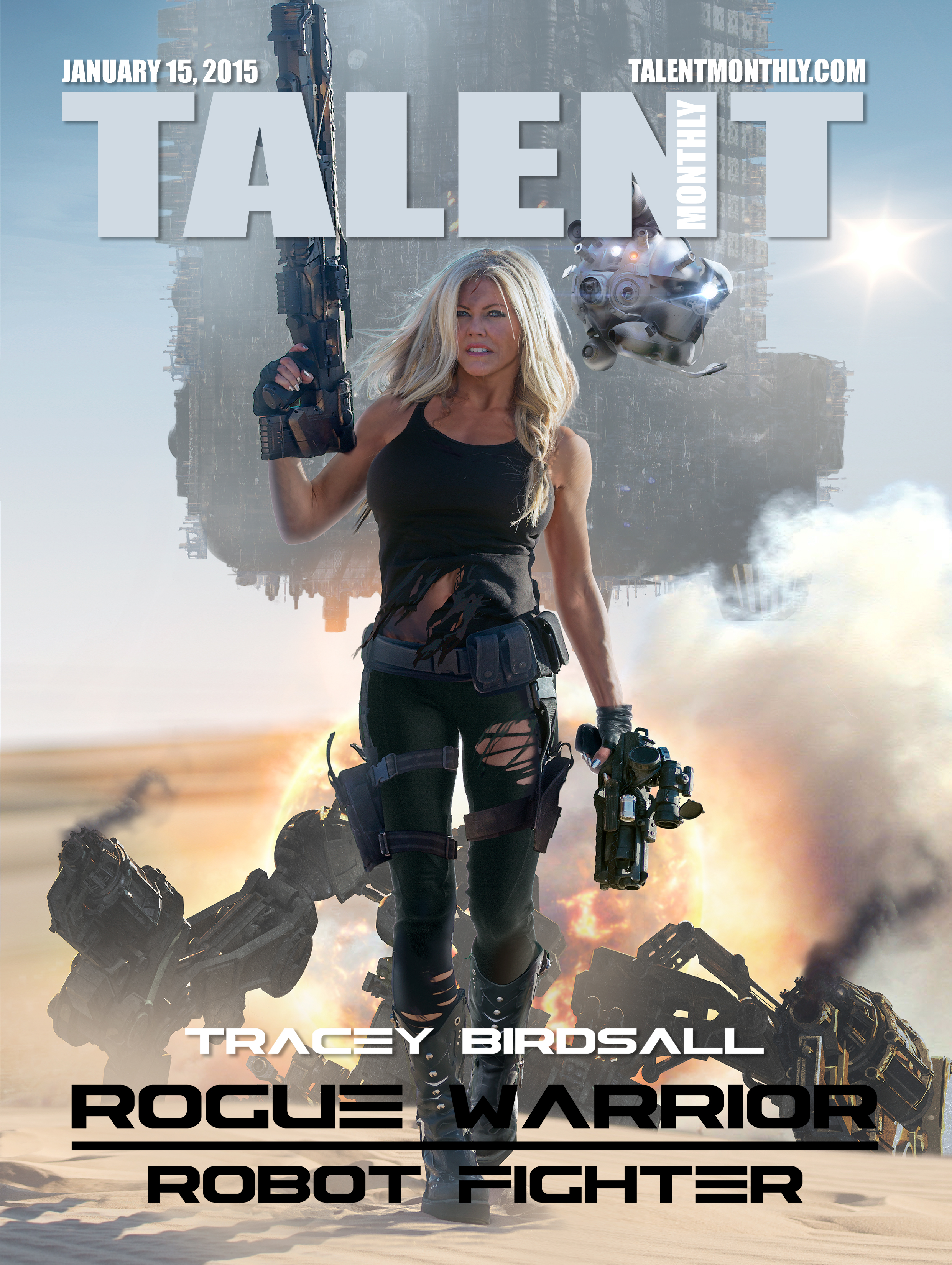 Tracey Birdsall Cover of TM