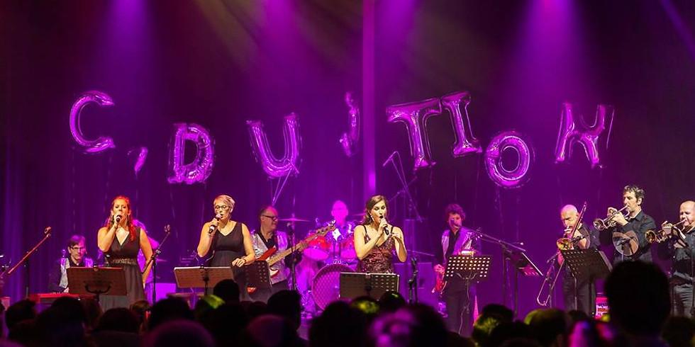 C-DUCTION in concert - tvv Kom Op Tegen Kanker