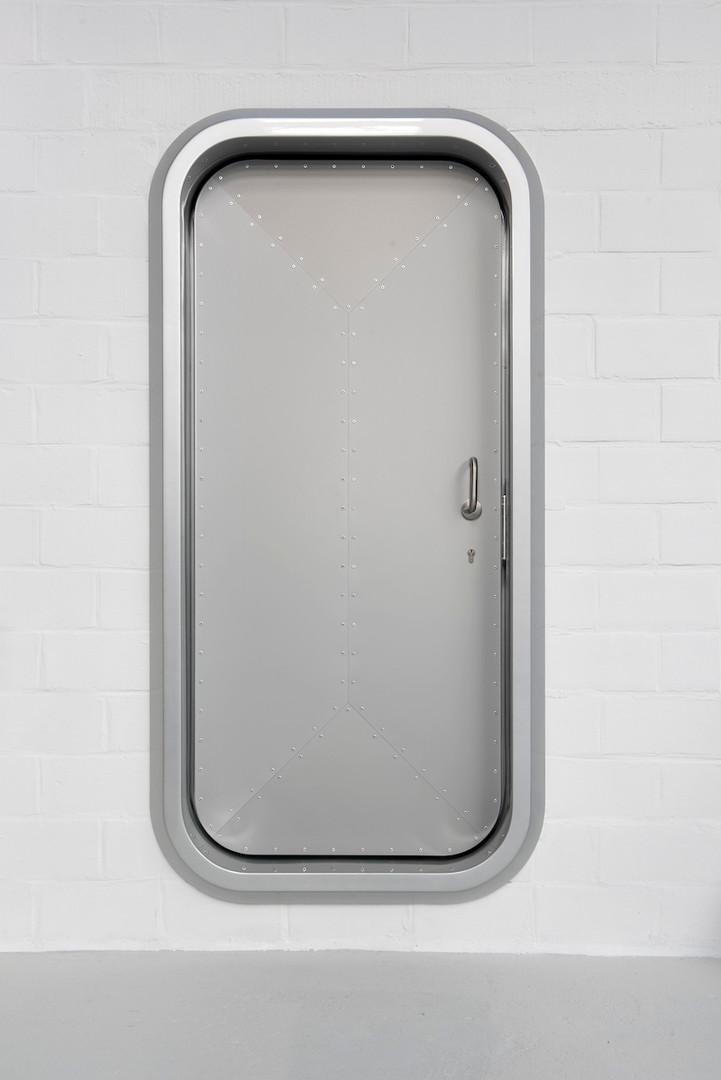 Prouven Door Aluminium (2014)