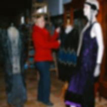 Vivien Delbaere - Retrospective Vintage Modemuseum