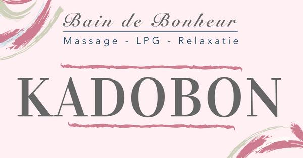 BDB - KADOBON - CAMPAGNE EINDEJAAR 2020.