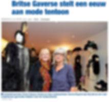Artikel in NIEUWSBLAG rond opening Modemuseum