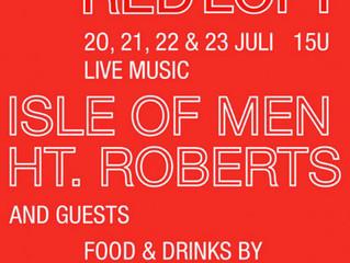Isle Of Men tijdens de Gentse Feesten