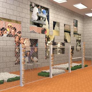Detention Center Room