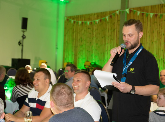 Baltic Agro Machinery kliendipäev
