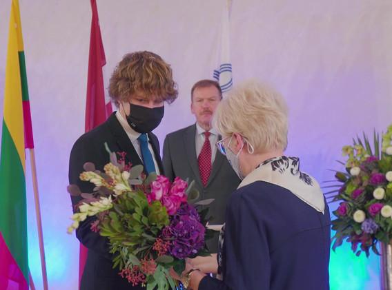 Baltic Assembly Prize Ceremony 5.11.2020