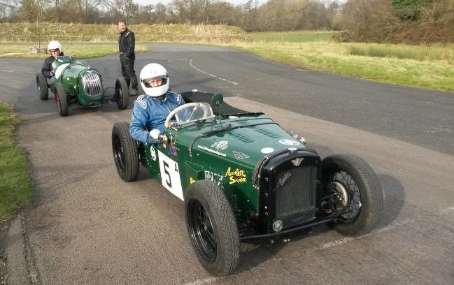 Austin 7 Special (Mutley) - Mike Harvey
